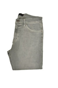 J-Brand-Herren-140665I553-Jeans-Duenne-Daxx-Jasper-Grun-Groesse-32W