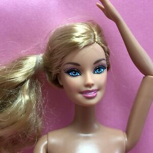 Barbie 2006 TMX ELMO Nude GG CEO Face Blonde Freckles