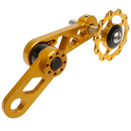Für Daxing Kettenspanner Teile Fahrrad Riemenscheibe Aluminiumlegierung