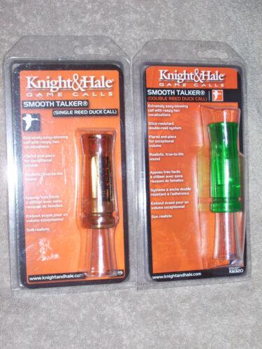 2 Knight /& Hale Smooth Talker Duck Calls