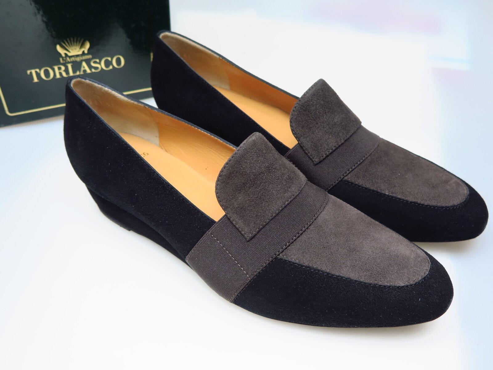 Torlasco zapatos señora de diseño zapatos 11111dr30 Londra rennanera talla 41 nuevo