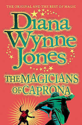 The Magicians of Caprona (The Chrestomanci Series, Book 2), Jones, Diana Wynne,