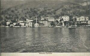 Abbadia-Lariana-Lecco-Cartolina-non-viaggiata-anni-039-20-30-Lago-di-Como
