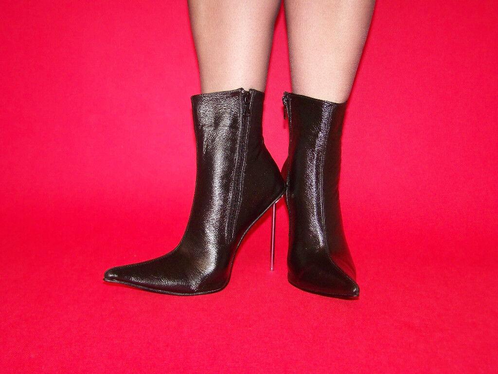 High heels, stiefel-100% leder  -13cm-grobe 35-47-Poland