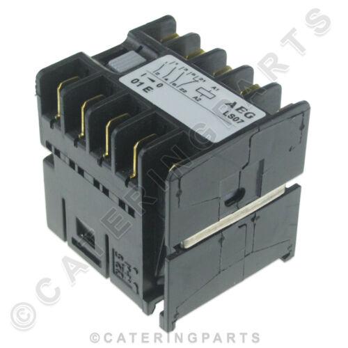 CPUK électrique CO10 LS07 AEG 16 A Relais de puissance contacteur 3xNO+1NC divers Appliance