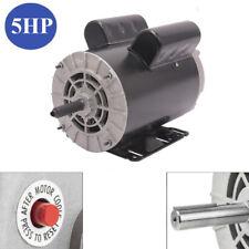 New 5 Hp Spl 3450 Rpm Air Compressor 60 Hz Electric Motor 208 230 Volts Usa