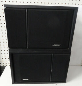 BOSE 201 SERIES III DIRECT REFLECTING SPEAKERS - READ ...