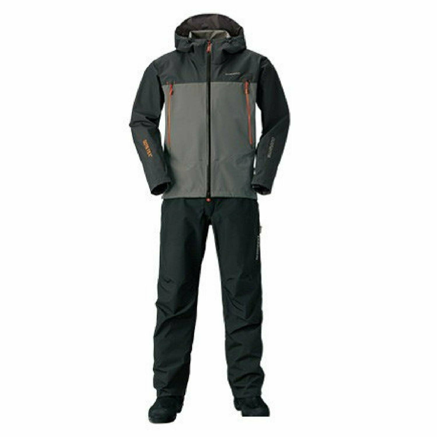 SHIMANO GORETEX® Fishing Basic Suits SET RA017R Light weight Japan NEW