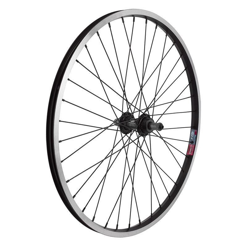 WM Wheel Trasero 24x1.5 507x19 Acero Bk 36 Acero Fw 5 6 7sp Qr Bk 135mm 14gbk