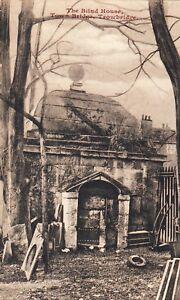 Postcard-The-Blind-House-Town-Bridge-Trowbridge-Ref-A19