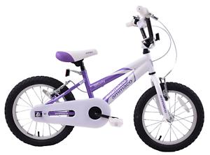 a520b793a40 Ammaco Misty Girls BMX Kids Bike 16
