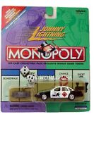 Johnny Lightning Monopoly Ford Crown Victoria Do Not Pass Go
