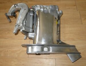 Yamato-Racing-Outboard-Tower-Driveshaft-Exhaust-housing-amp-Transom-bracket-assy
