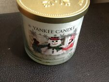 yankee candle build a snowman usa tumbler