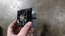 AMD CPU fan and cooler