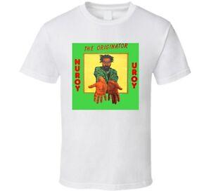 Vintage Reggae T-Shirt One Essence Cedric Brooks LP