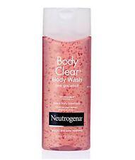 Neutrogena Body Clear Body Wash Pink Grapefruit 8.50 oz (Pack of 2)