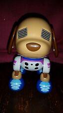 Zoomer Zuppies KICKS Interactive Robot Dog Puppy Zuppy Love Lights Sound Sensor