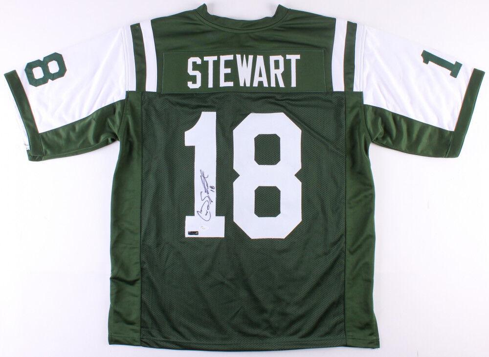 Ardarius Stewart Firmado Jets Camiseta ( JSA COA ) 2017 Draft Coger Ancho