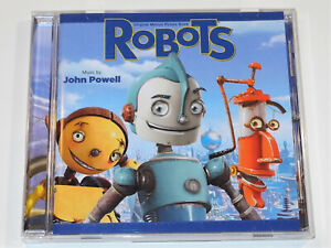John-Powell-ROBOTS-Soundtrack-CD-Near-Mint