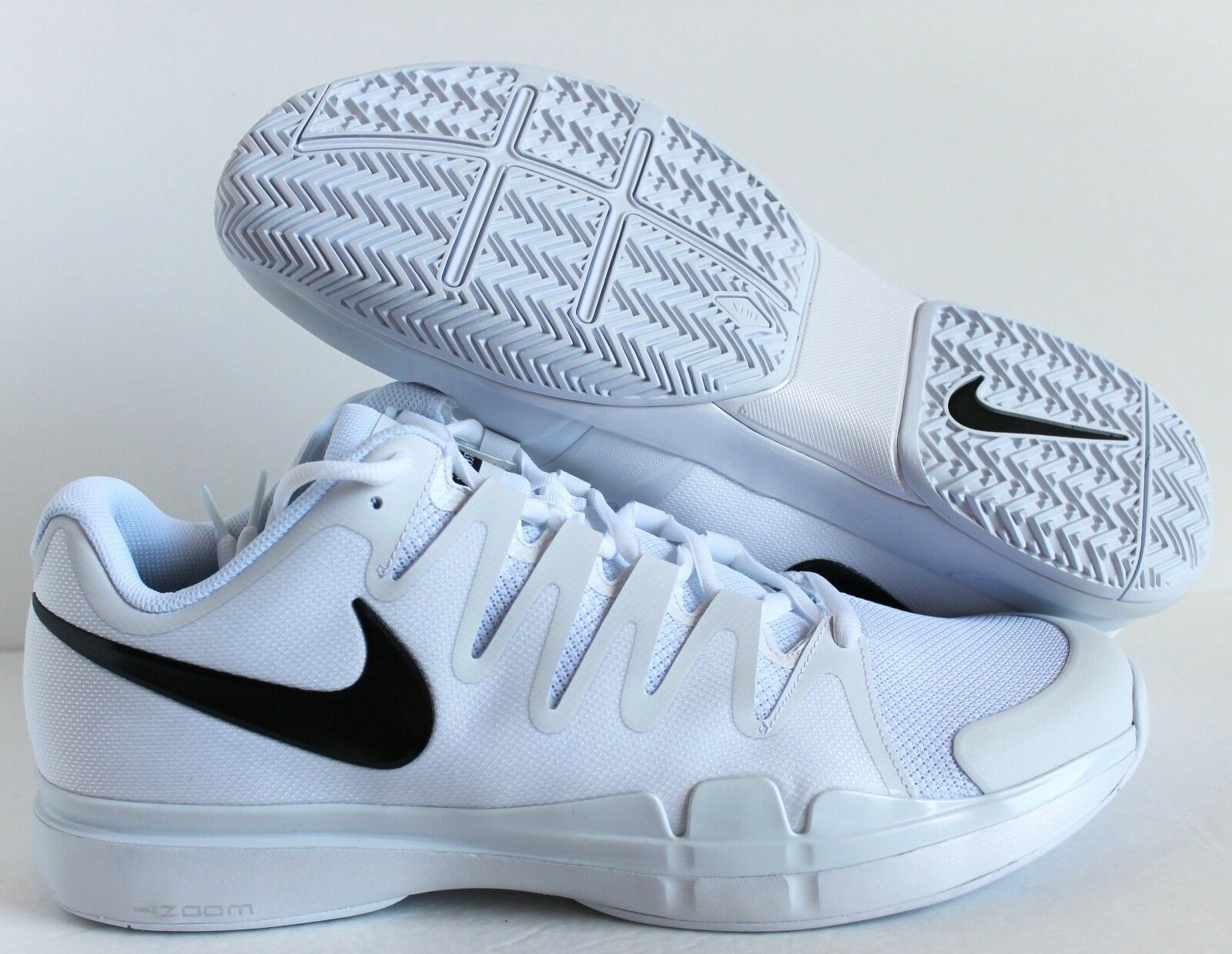 NIKE ZOOM VAPOR 9.5 TOUR QS TENNIS WHITE-BLACK Price reduction The most popular shoes for men and women
