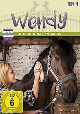 WENDY - Die Original TV-Serie - Box 1 (3 DVD) *NEU OPV* Pferde* Kult*