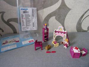 Playmobil Ergänzungen & Zubehör - 9869 Mädchenzimmer (Prinzessin) - Neu