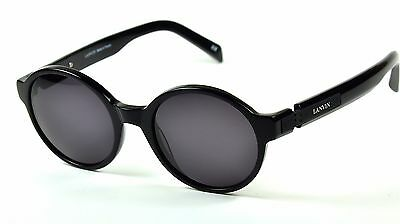 Lanvin LV4122 sunglasses  col.C01 Black/Grey lenses New