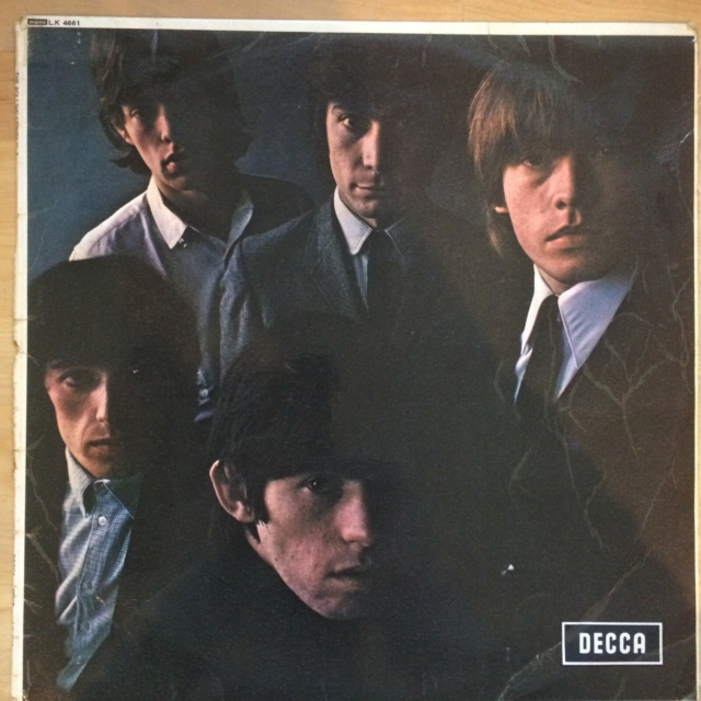 LP, The Rolling Stones, The Rolling Stones No. 2, LK 4661…