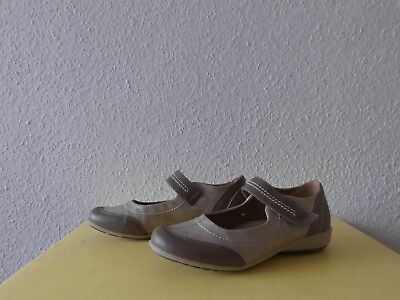 Schuhe Halbschuhe Ballerinas Footflexx Gr.39 TOP