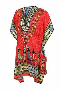 Short-Kaftan-Dress-Hippy-Boho-Maxi-Plus-Size-Women-Caftan-Tunic-Dress-Night-Gown