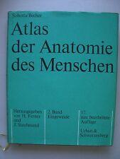 Atlas der Anatomie des Menschen Bd. 2 Eingeweide 1972