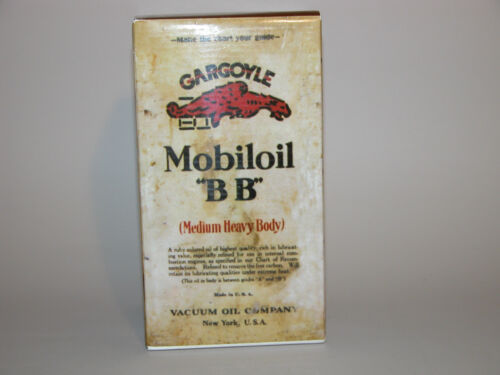 Mobilgas BB Medium Heavy Body 1931 Kenworth