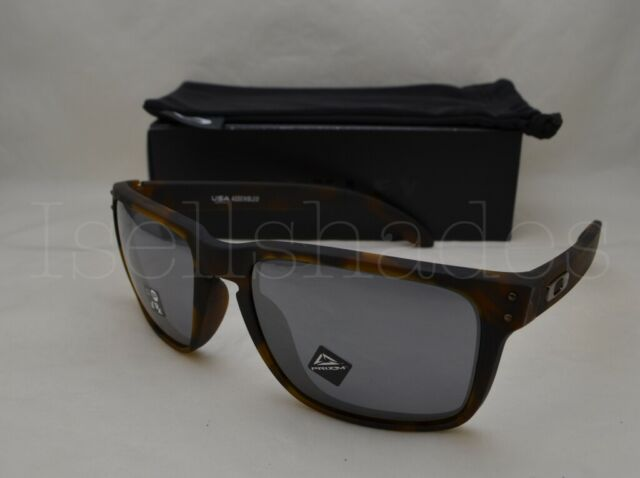 4cd3aabbcf38 Oakley HOLBROOK XL (OO9417-02 59) Matte Brown Tortoise with Prizm Black Lens