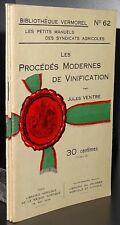 Bibliothèque Vermorel - N° 62 + 63 + 66 / Viticulture