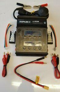 Chargeur Radient Duplex Ii Twin 2 X 60w (rdna0454) 841704109817