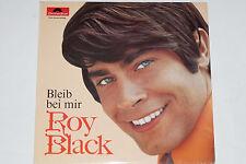"ROY BLACK -Bleib Bei Mir- 10"" Polydor (P 60 761)"