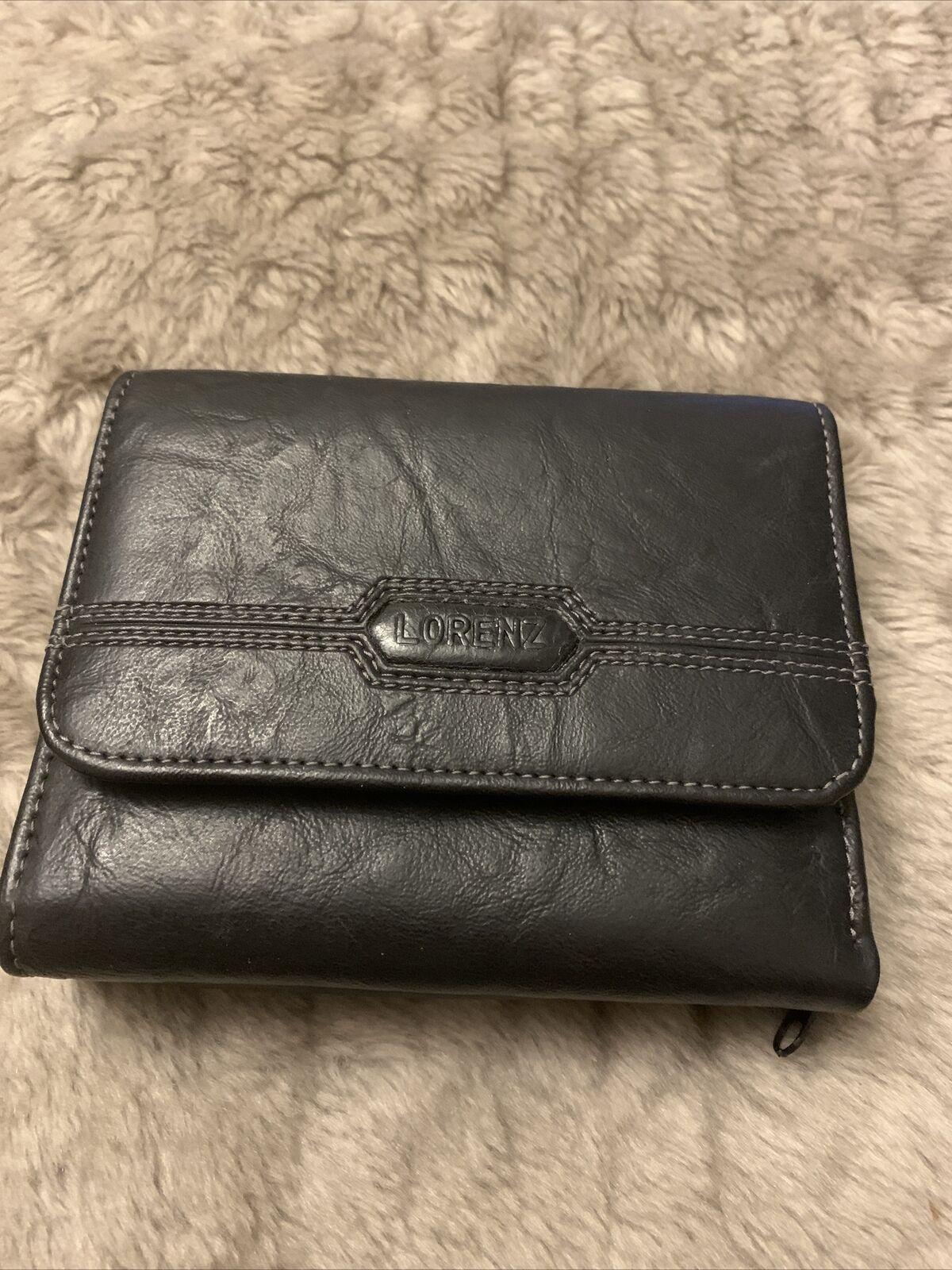 Lorenz purse, Brown