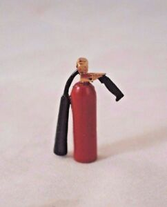 1//12 Miniature Dollhouse Fire extinguisher Dollhouse Miniature ToO/_ES