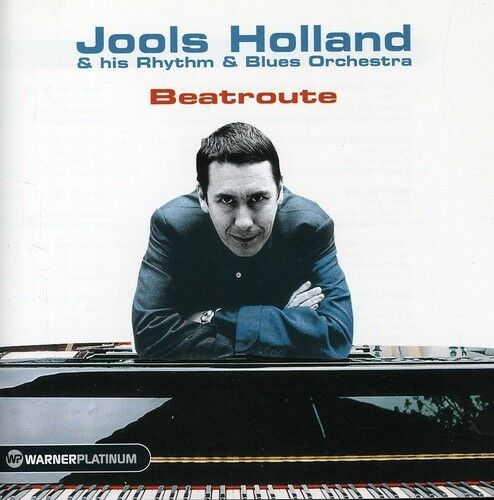 1 of 1 - Jools Holland - Beatroute: The Platinum Collection [New CD] Rmst, England - Impo