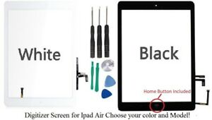 Touch-Glass-Digitizer-Screen-Replacement-Part-for-Ipad-5-5th-Air-1ST-gen-Display