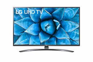 "SMART TV LG 55"" 4K LED 55UN74003LB ULTRA HD Televisore Netflix Piede Centrale"