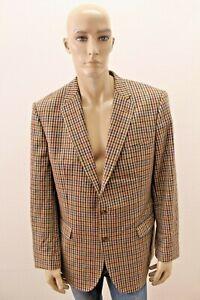 Giubbino-BARBOUR-Uomo-Jacket-Cappotto-Scozzese-Blazer-Giacca-Man-Taglia-Size-56