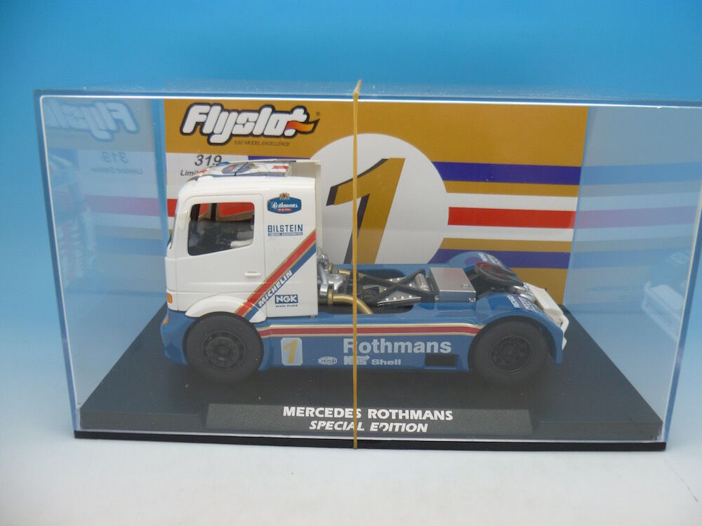 Fly 202308 Mercedes Benz redhmans Special Edition Boxed