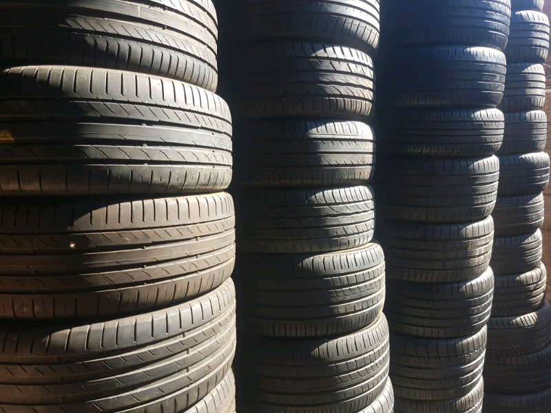 Affordable quality Runflat and Normal tyres for sale