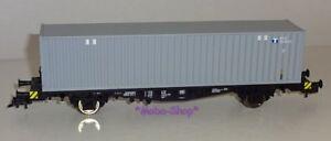 Fleischmann-631781-W2-H0-Containertragwagen-mit-grauem-Container-368