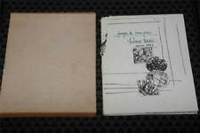 Juegos De Imagenes Libero Badii 1967 Handmade Book of 28 Original Art Pieces