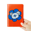 miniature 14 - BT21 Character Flower Passport Case Cover 7types Official K-POP Authentic Goods