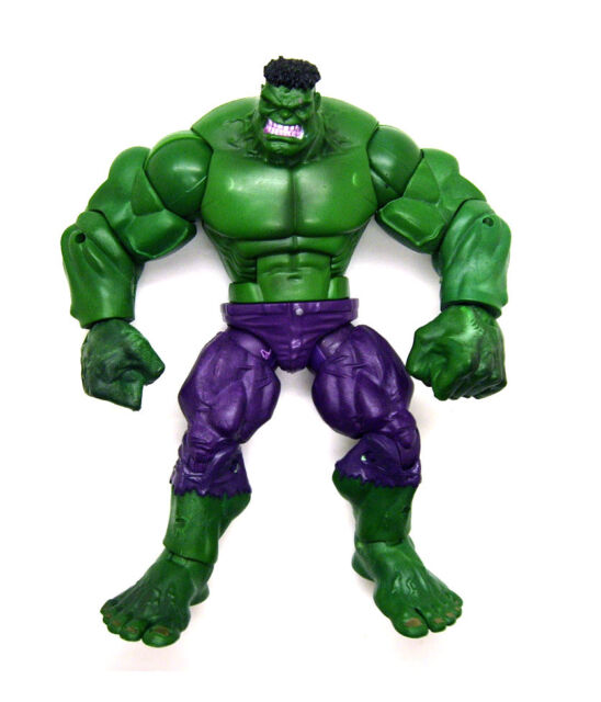 Marvel Legends The Avengers Incredible Hulk TRU Loose Action Figure