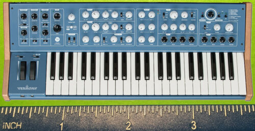 Vermona 14 Perfourmer MKII Lancet synthesizer refrigerator Magnet